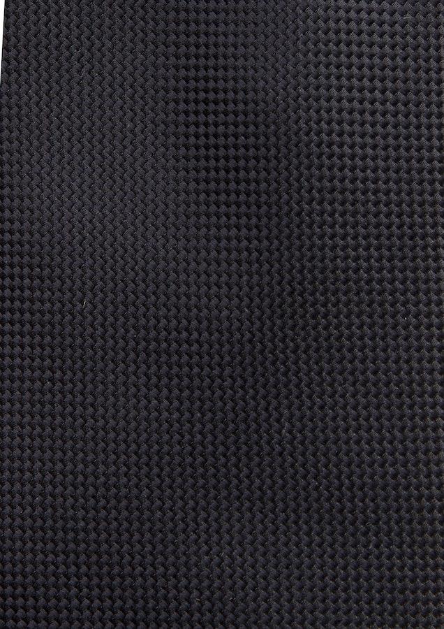 johnny bigg male johnny bigg plain tie 7 cm black 1
