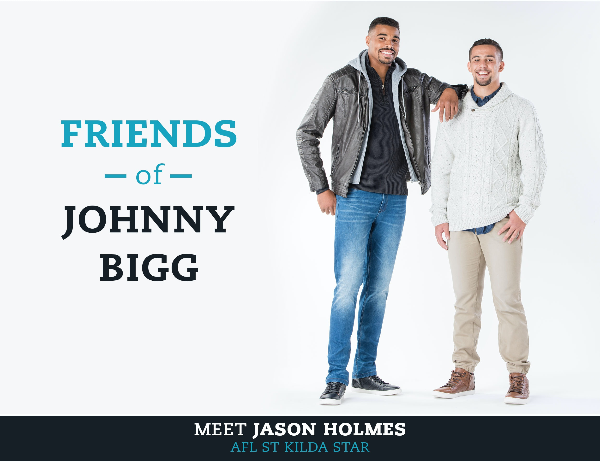 Friends of Johnny Bigg