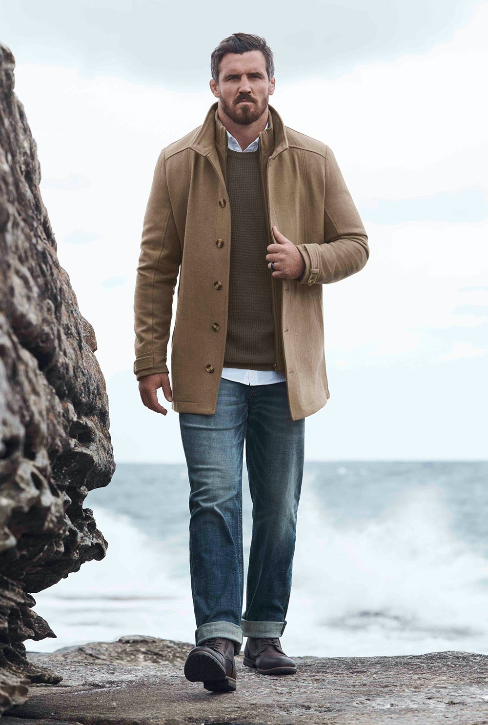 A little about our Johnny Bigg stores and the big and tall menswear range we stock.