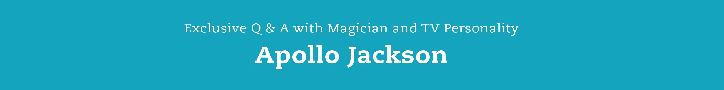 Apollo Jackson