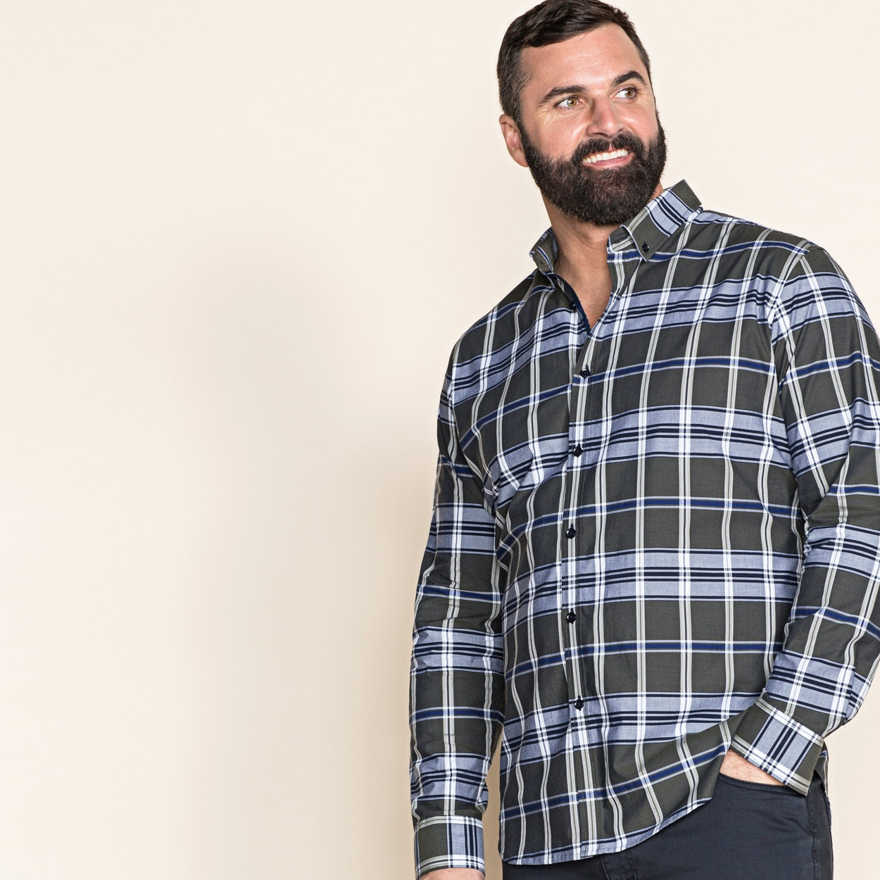 Shop plus size Spring Looks for men