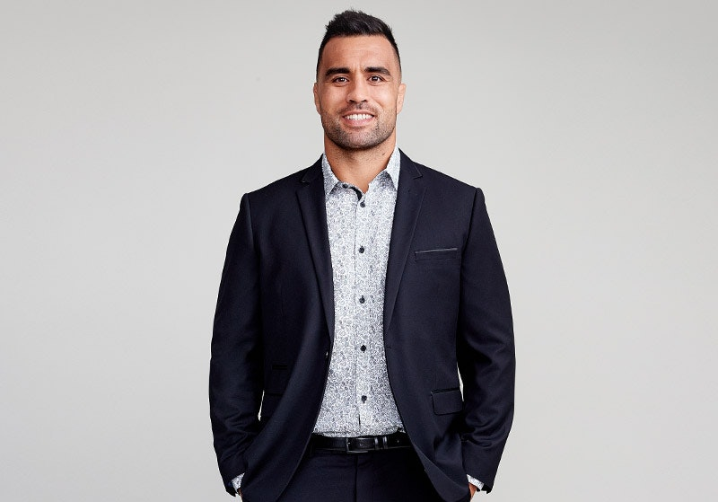 Q&A With Liam Messam