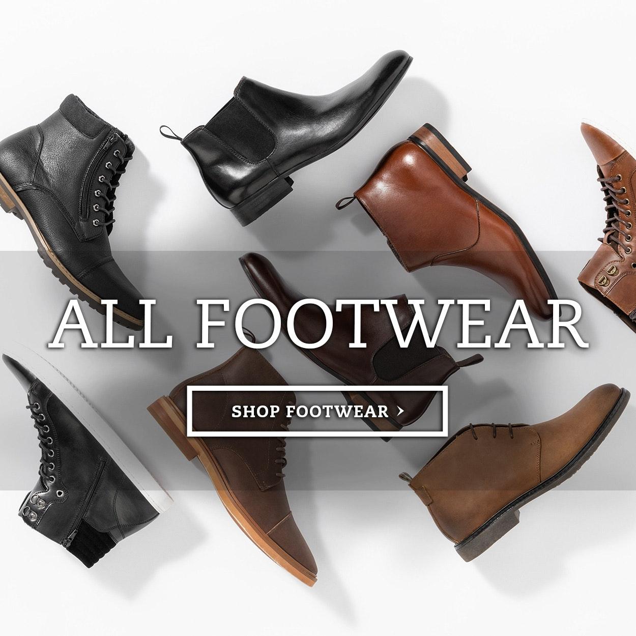 Johnny Bigg New Season Footwear