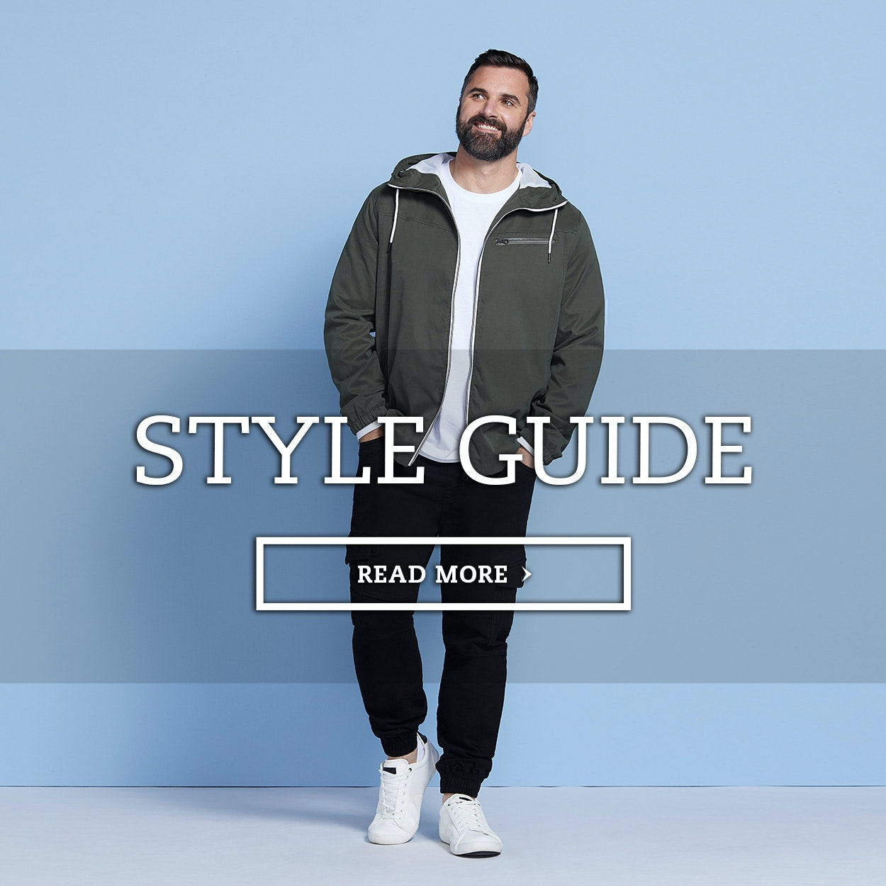 Johnny Bigg New Season Style Guide