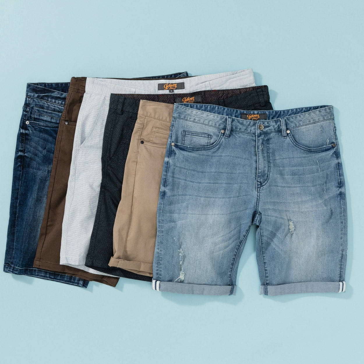 Shorts For All Occasions