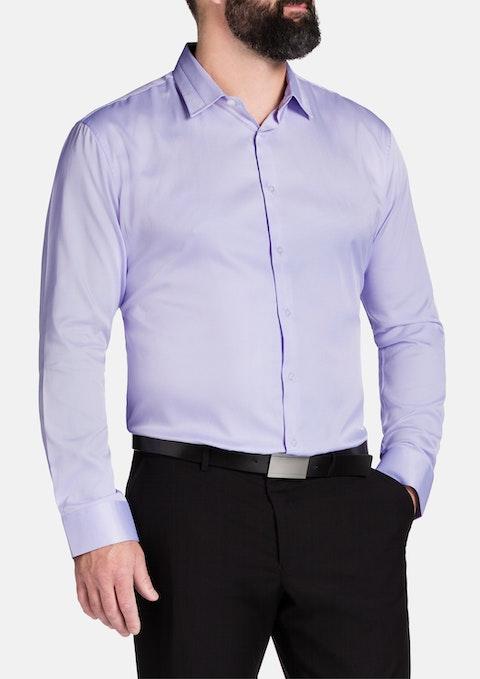 Lilac Tobias Dress Shirt