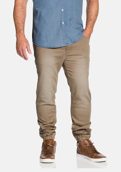Sand Klaxon Stretch Cuff Pant