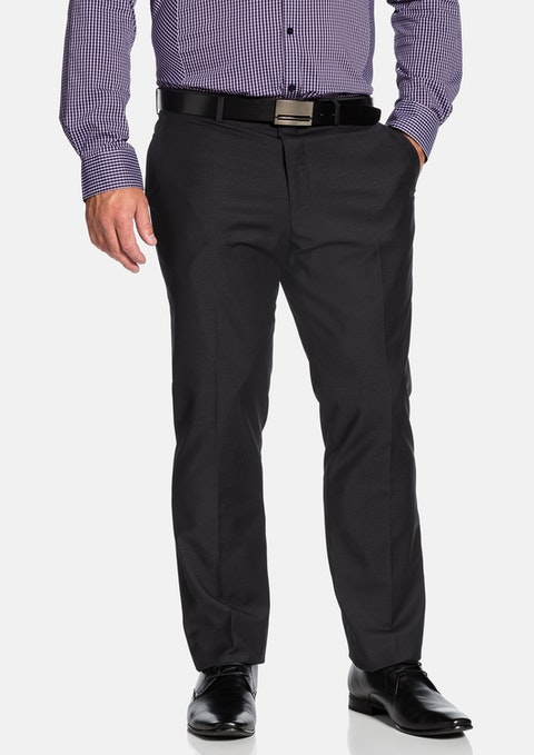 Charcoal Cable Pant