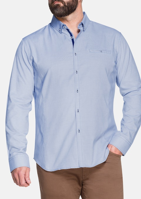 Sky Imperial Textured Shirt