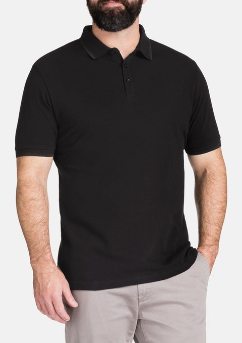 Black Hansen Polo