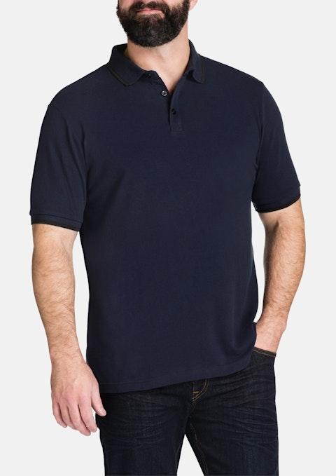 Navy Hansen Polo
