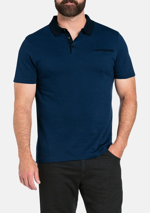 Cobalt Waters Polo
