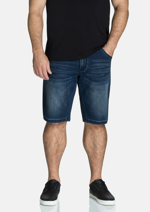 Denim Rhys Stretch Short