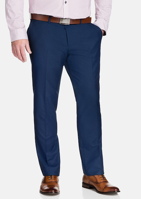 Blue Chaney Pant