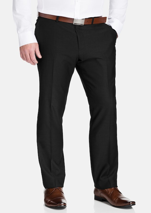Charcoal Brody Stretch Pant