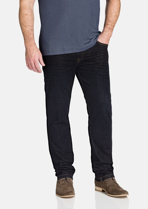 Rinse Brent Stretch  Jean