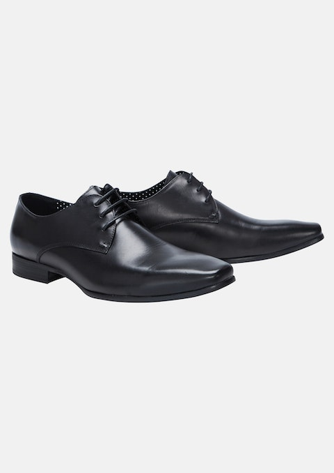 Black Jonah Dress Shoe