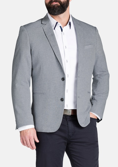 Natural Troy Linen Jacket