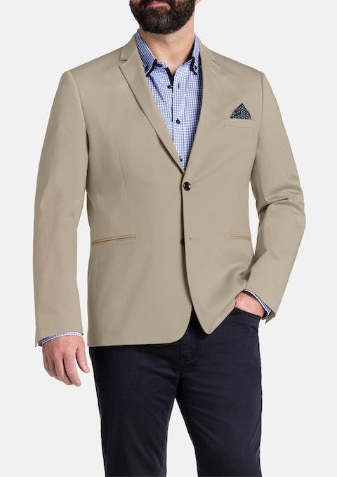 Sand Arlo Stretch Jacket