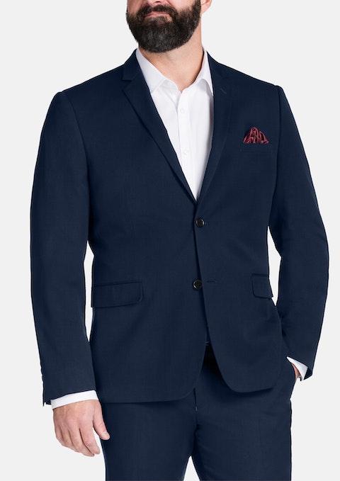 Royal Reddick 2 Button Suit Jkt