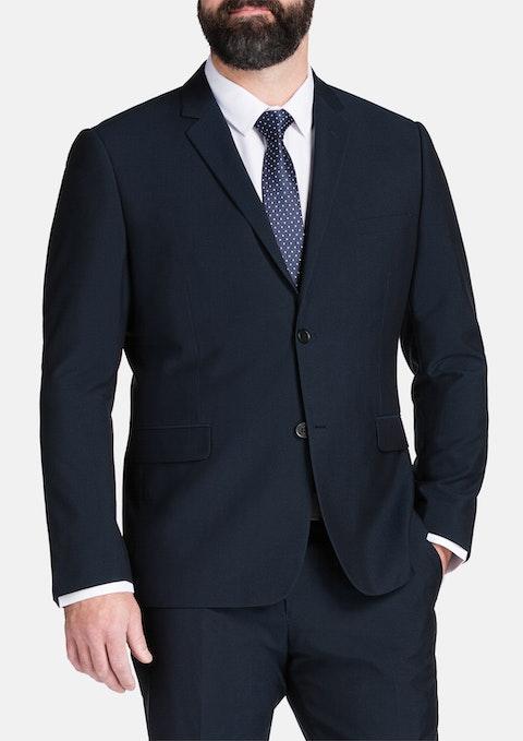 Midnight Lehane 2 Button Suit Jacket