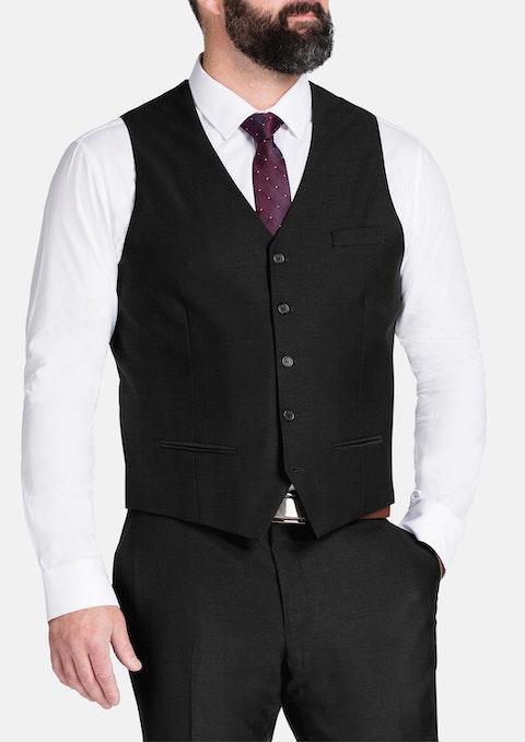 Charcoal Brody Waistcoat