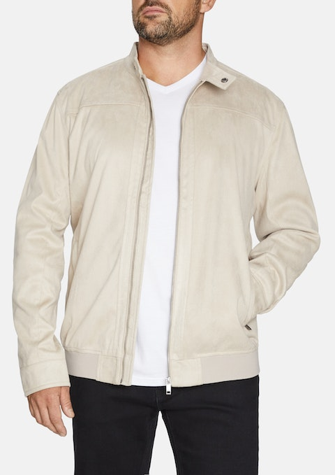 Sand Timothy Sueded Jacket