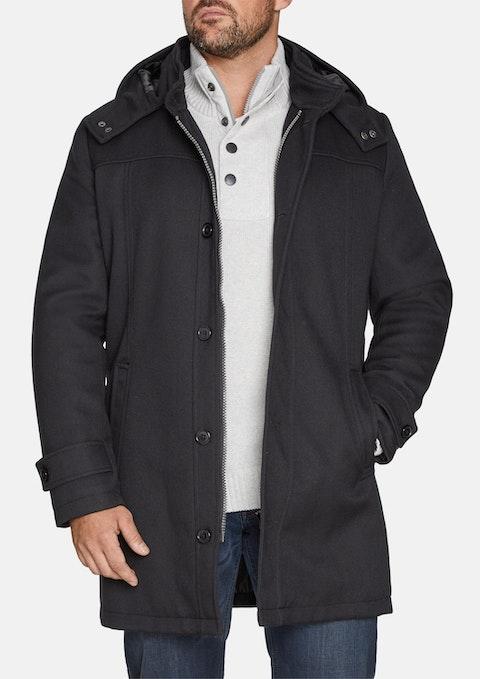 Black Wales Coat