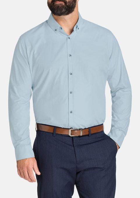 Sky Royale Textured Shirt