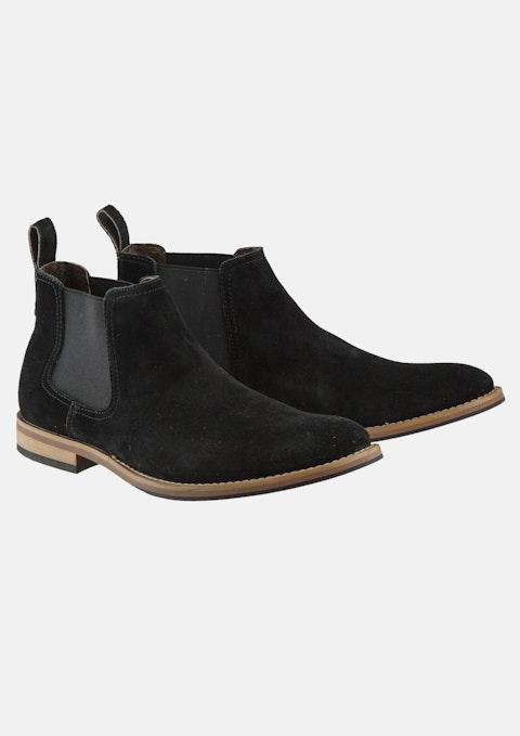 Black Bedlam Chelsea Boot
