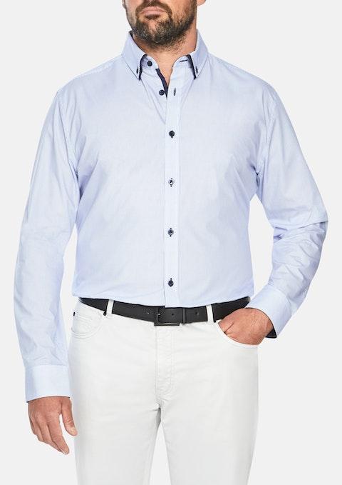 Sky Aero Print Shirt