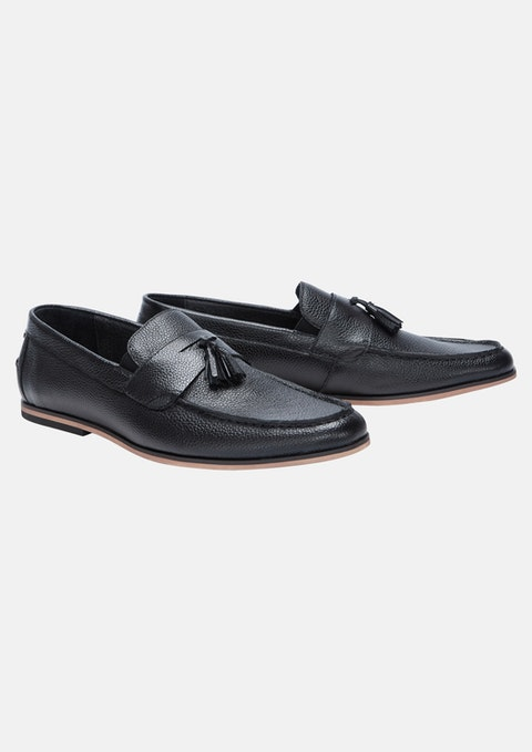 Black Kingsley Loafer