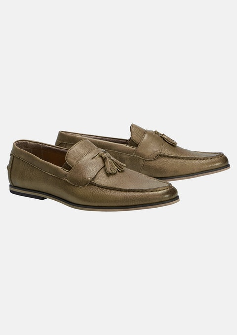 Tan Kingsley Loafer