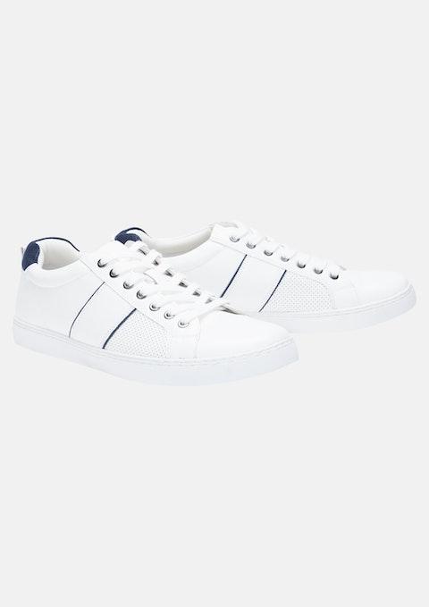 White Smith Sneaker