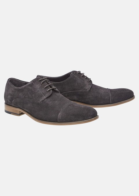 Chocolate Lane Suede Shoe