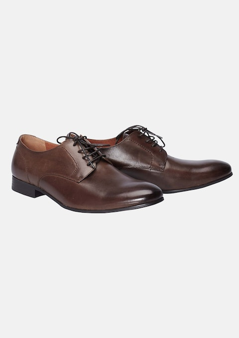 Chocolate Alister Dress Shoe