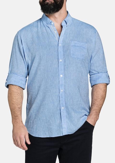 Sky Holden Linen Shirt