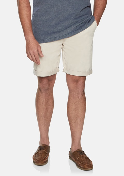 Stone Harper Stretch Short
