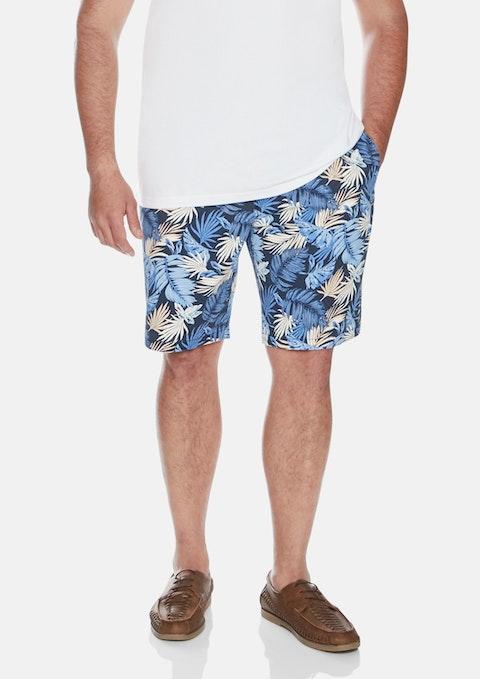 Blue Duke Tropics Swim Shorts