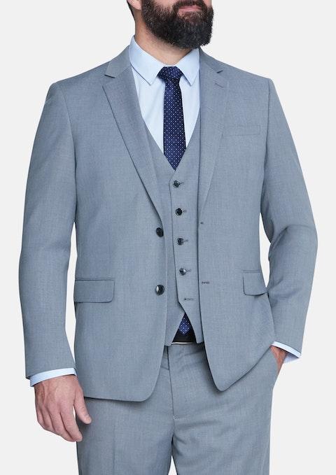 Silver Brosnan Stretch 2 Btn Jacket