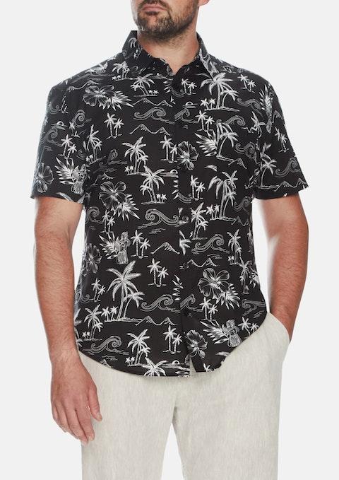 Black Island Life Shirt