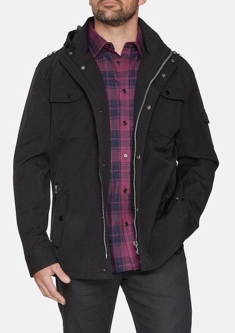 Black Maxwell Jacket