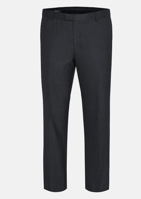 Charcoal Brooklyn Elastic Waist Pant