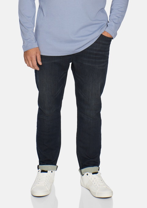 Ink Earl Tapered Knit Jean