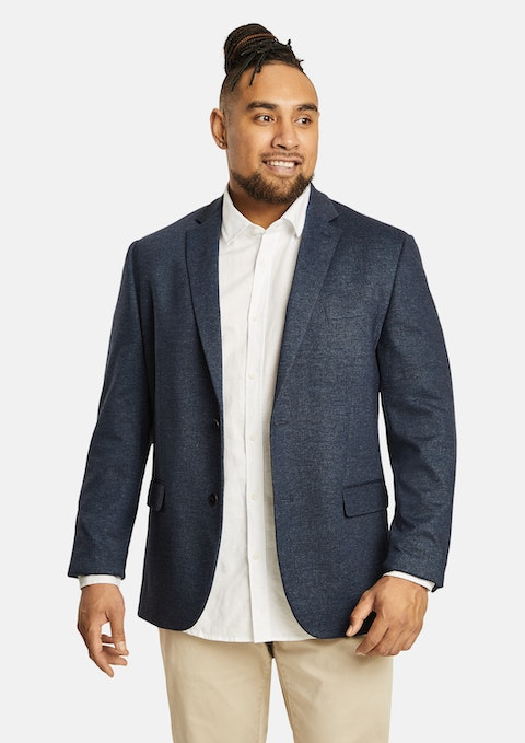 Nvy - Navy Iconic 2 Stretch Blazer