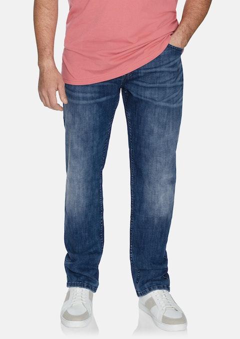 Blu - Blue Tommy Regular Jean